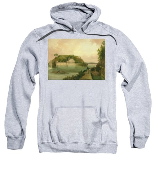 Fairmount Waterworks About 1838 Sweatshirt