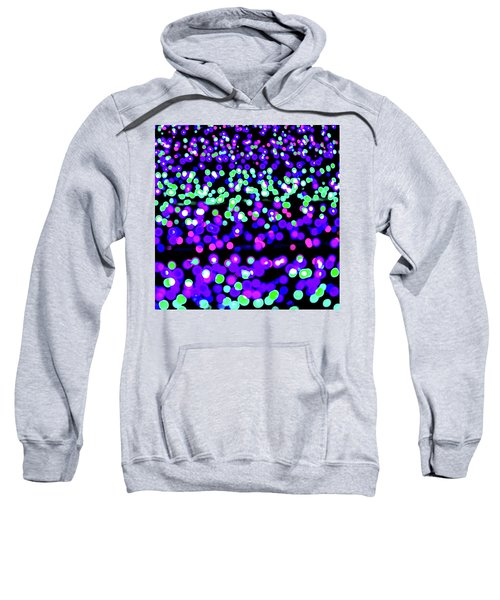 Fairy Lights 3 Sweatshirt