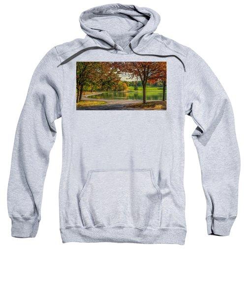 Fall In Montreal Sweatshirt