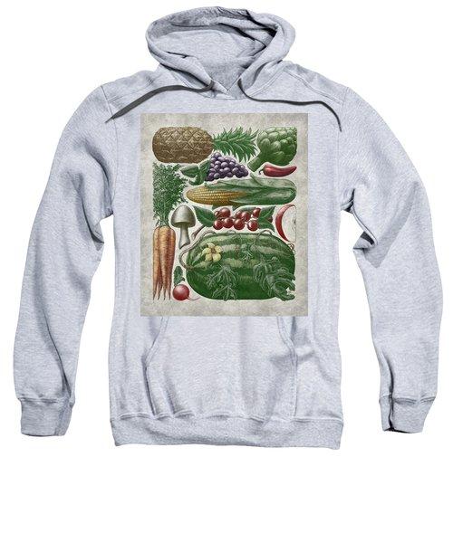 Farmer's Market - Color Sweatshirt
