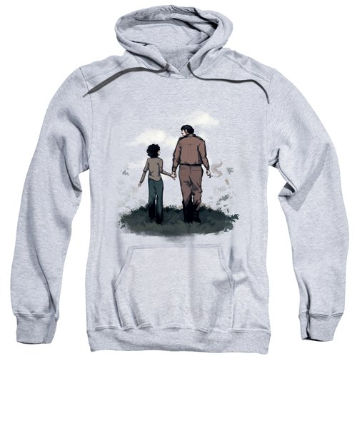 Father And Daughter Sweatshirt