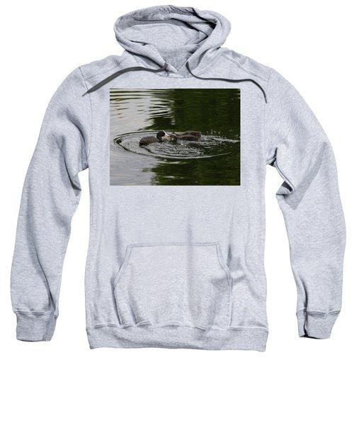 Feed Me. Me. Sweatshirt