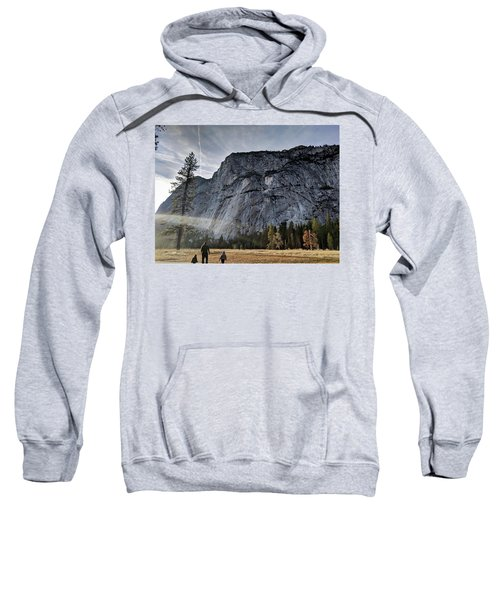 Feel Small Sweatshirt
