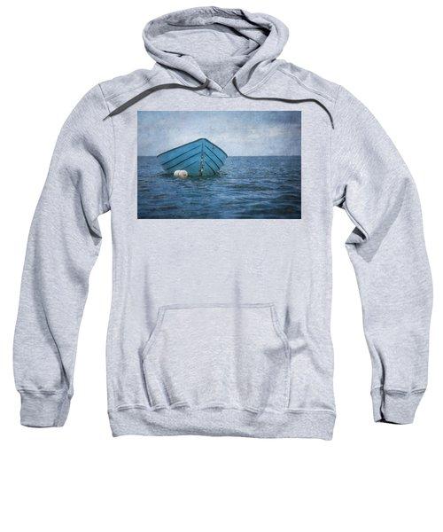 Feel The Blues Sweatshirt