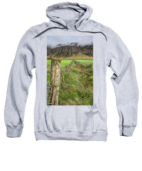 Fence Of Iceland Sweatshirt