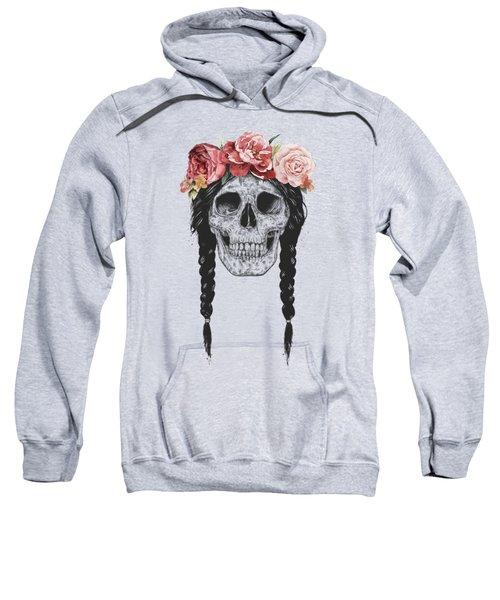 Festival Skull Sweatshirt
