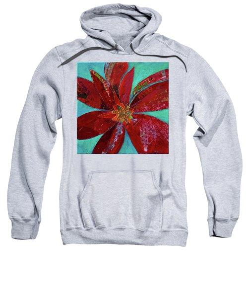 Fiery Bromeliad I Sweatshirt