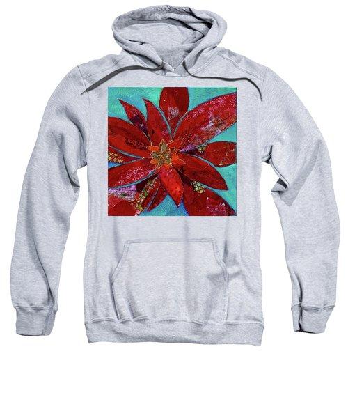 Fiery Bromeliad II Sweatshirt