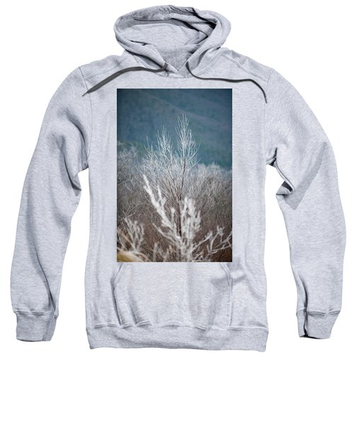 Fingers Of Hoarfrost Sweatshirt