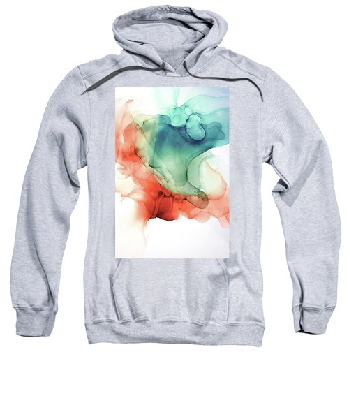 Fire And Water Sweatshirt
