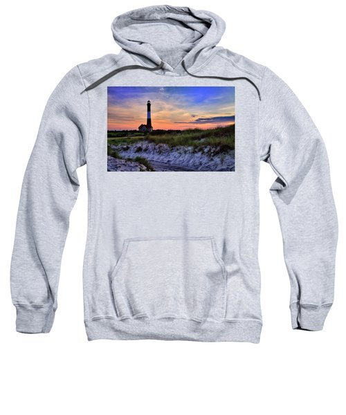 Fire Island Lighthouse Sweatshirt