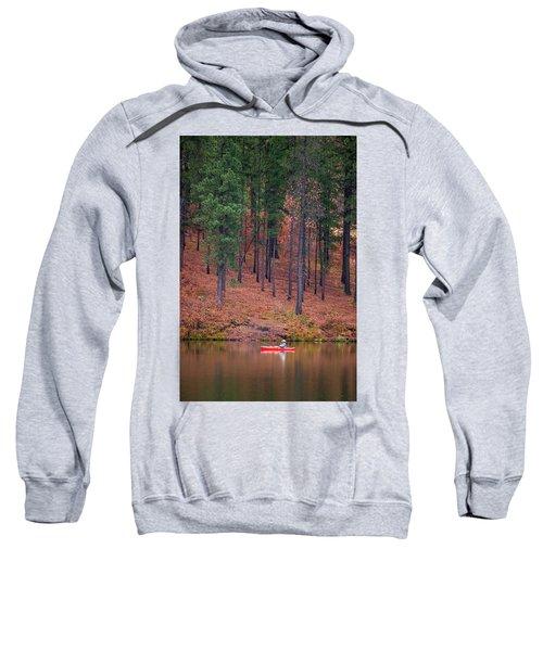 Fishing Fenton Lake Sweatshirt