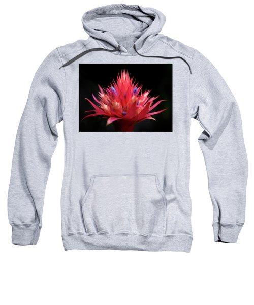 Flaming Flower Sweatshirt