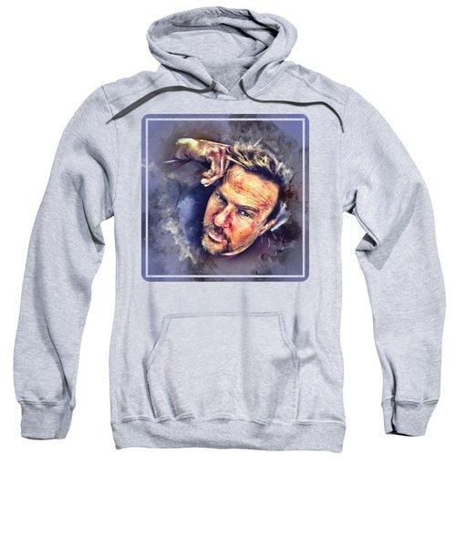 Flanery Watercolor Sweatshirt