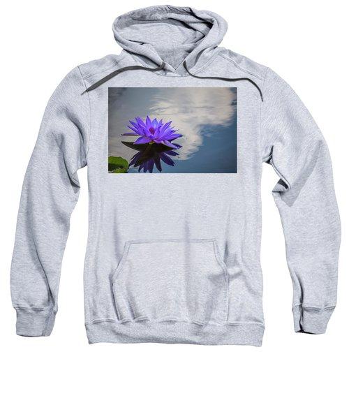 Floating On A Cloud Sweatshirt