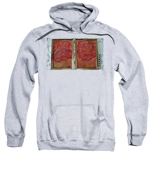 Floral Abstract 2 Sweatshirt