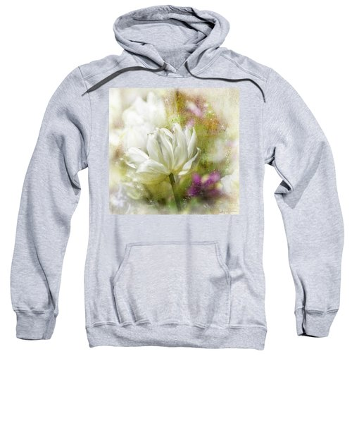 Floral Dust Sweatshirt