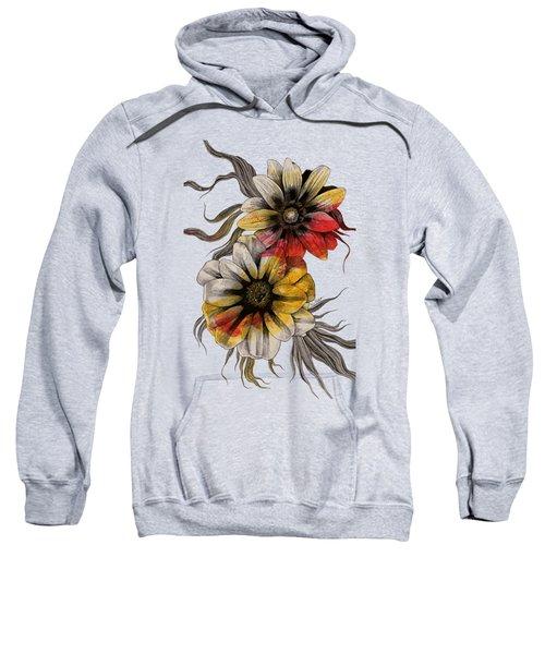Floral Series - Gazania Rigens Sweatshirt