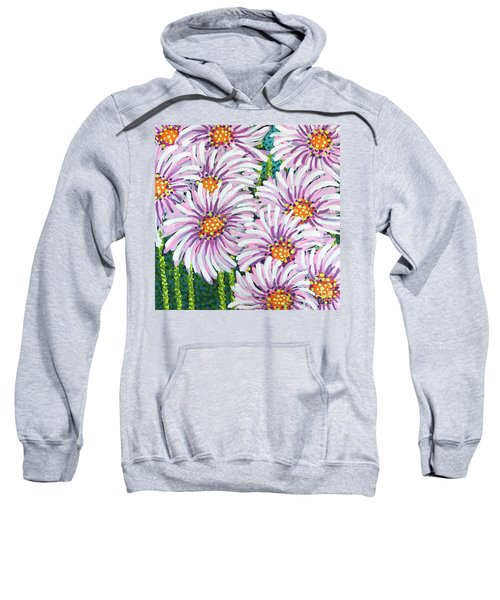 Floral Whimsy 1 Sweatshirt