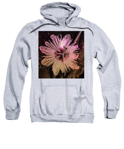 Flower With Tentacles Sweatshirt