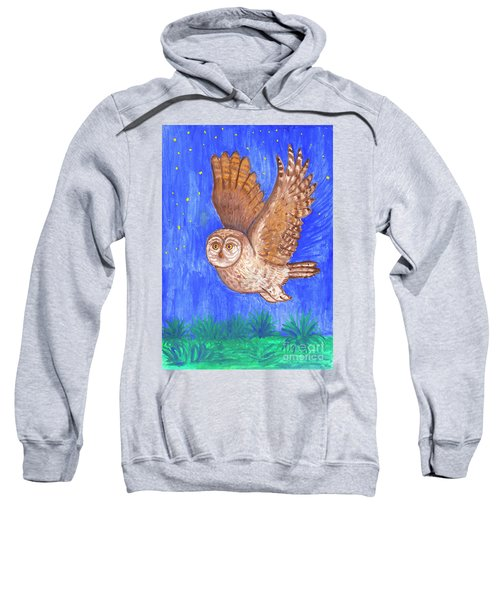 Flying Owl Sweatshirt