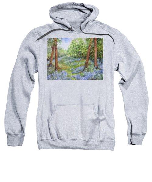 Follow The Bluebells Sweatshirt