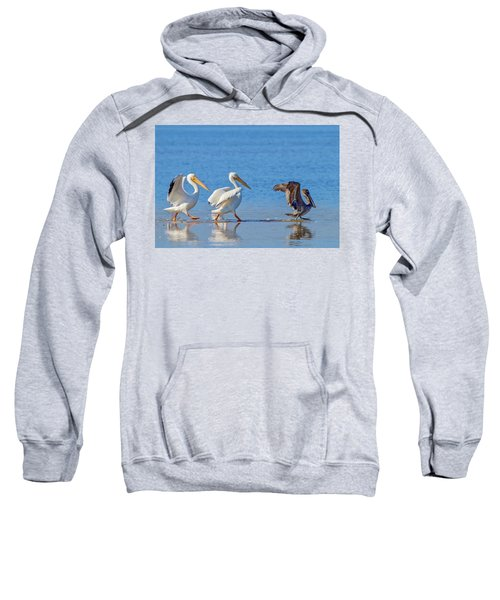 Follow The Leader Sweatshirt