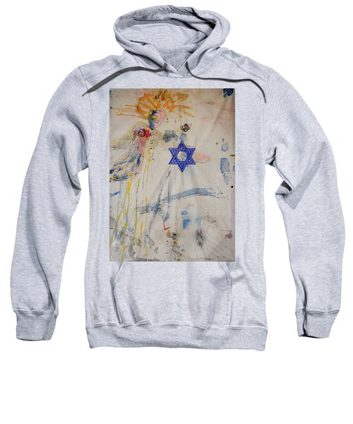 For I Have Longed For Your Love Sweatshirt