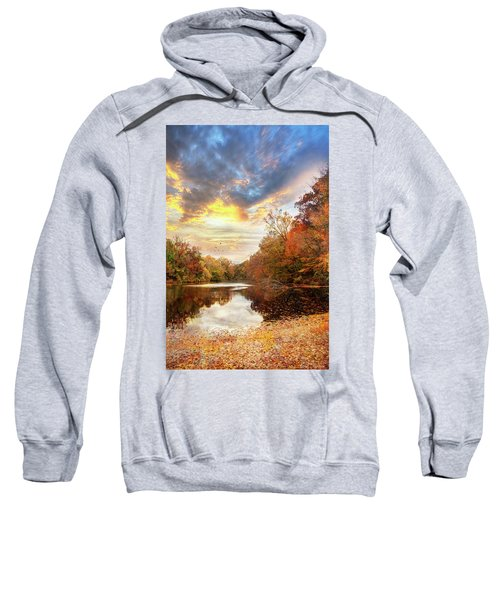 For The Love Of Autumn Sweatshirt