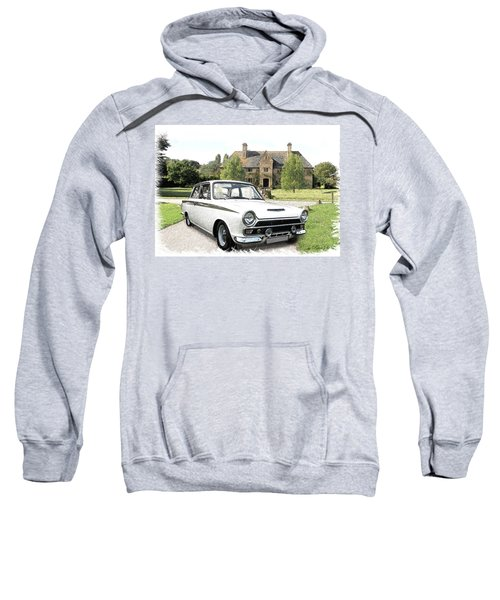 Ford 'lotus' Cortina Sweatshirt
