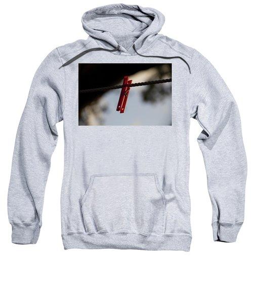 Forgotten And Alone Sweatshirt