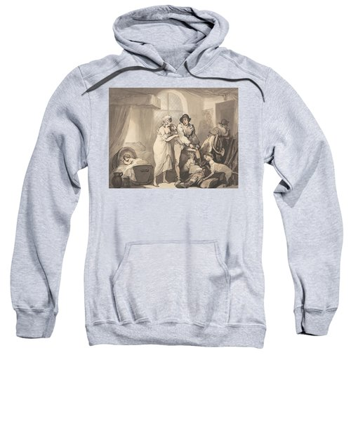 Four O'clock In The Country Sweatshirt