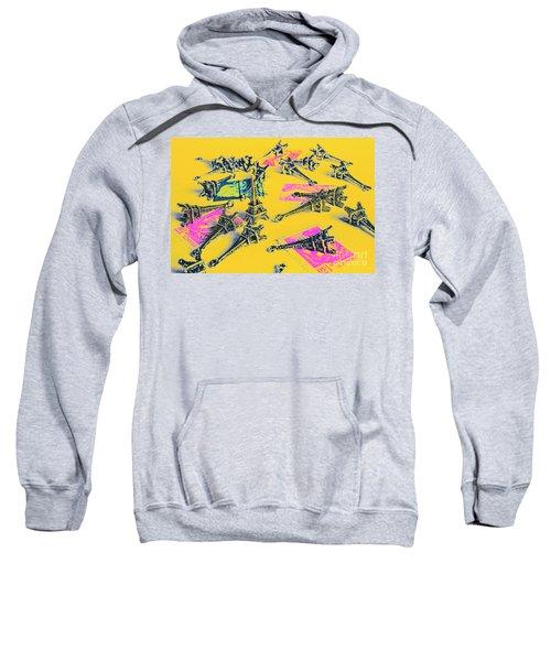 France Romance Sweatshirt
