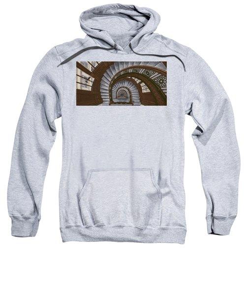 Frank Lloyd Wright - The Rookery Sweatshirt