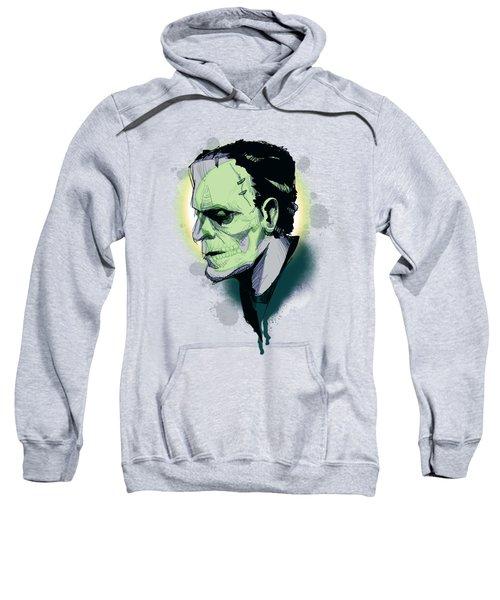 Frankenskull Sweatshirt