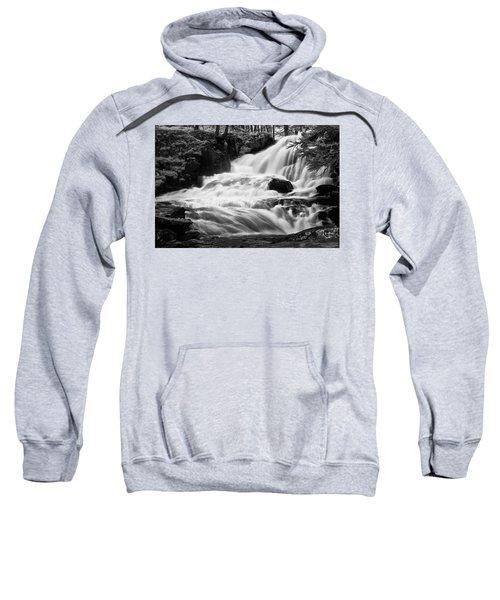 French Alps Stream Sweatshirt