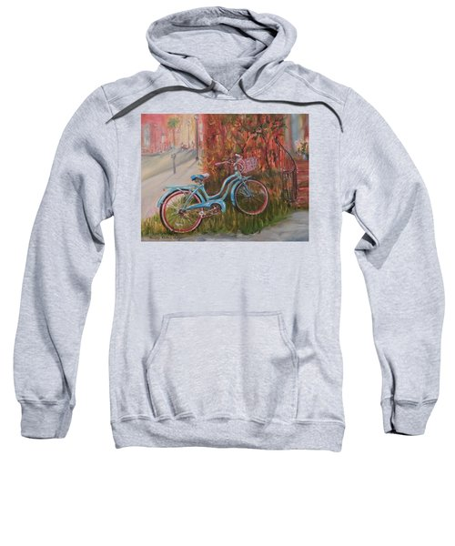 Frequent Flyer Sweatshirt