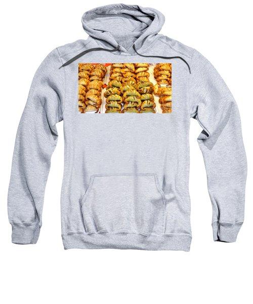 Freshly Baked Croissants Sweatshirt