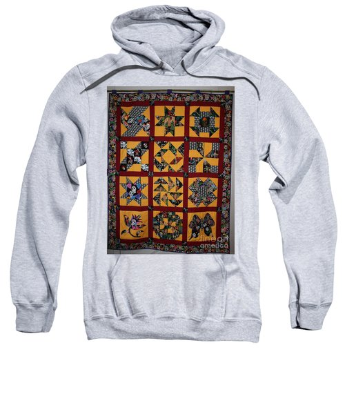Frida Quilt Sweatshirt