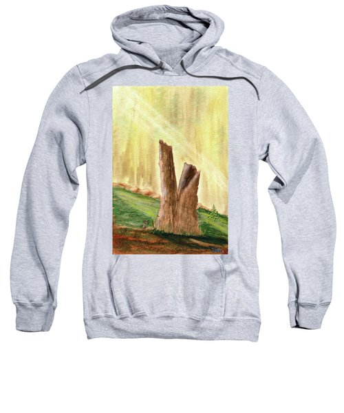 From Ruins Comes New Life Sweatshirt