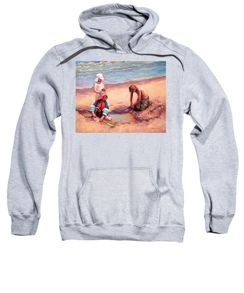 Fun At Jersey Valley Sweatshirt