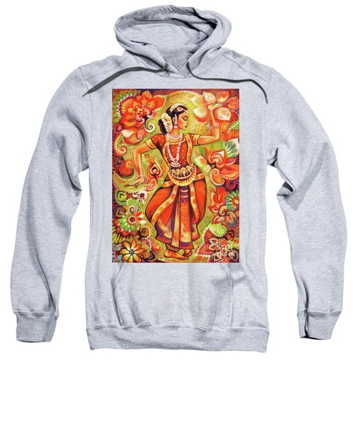 Ganges Flower Sweatshirt