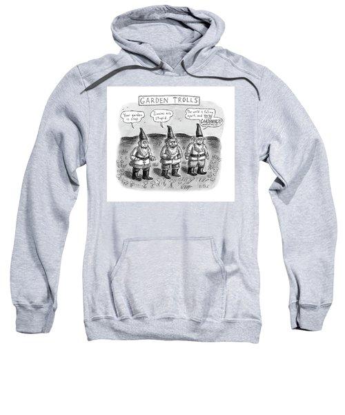 Garden Trolls Sweatshirt