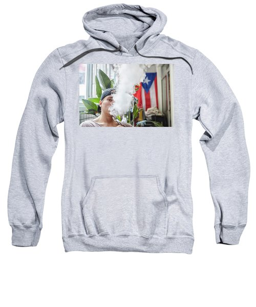 Garth Is Art Sweatshirt
