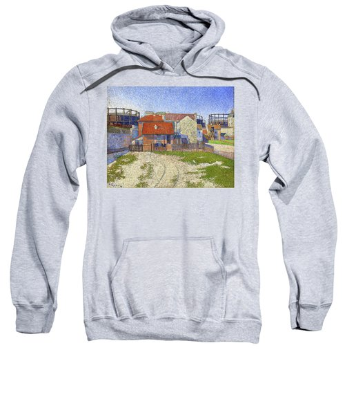 Gasometers At Clichy - Digital Remastered Edition Sweatshirt