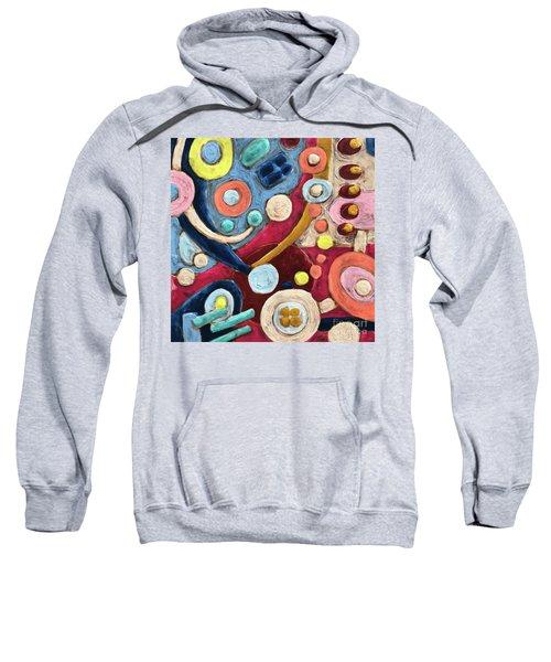 Geometric Abstract 2 Sweatshirt