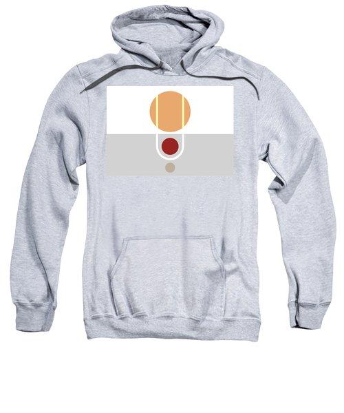 Geometric Painting 11 Sweatshirt