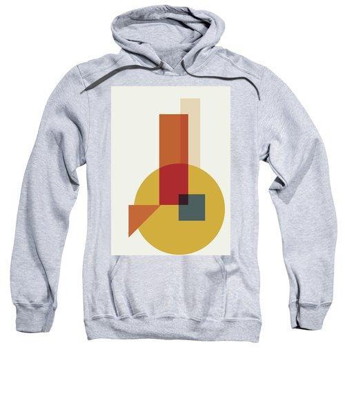 Geometric Painting 13 Sweatshirt