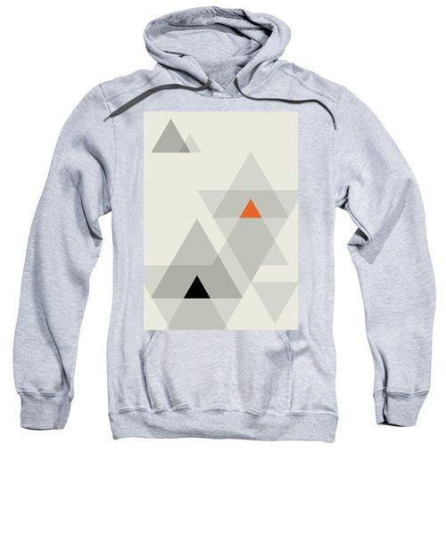 Geometric Painting 15 Sweatshirt
