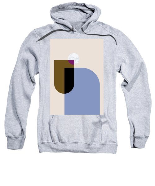 Geometric Painting 4 Sweatshirt